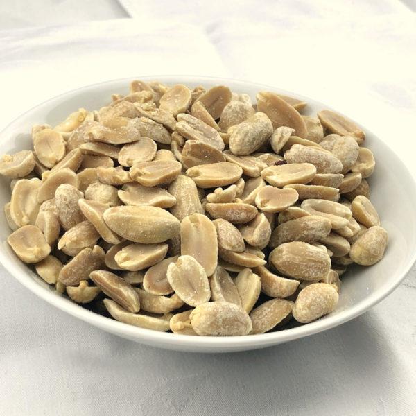 Cacahuète Grillée Nature Sans Peau